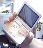 GBA SP - And it's MINE!