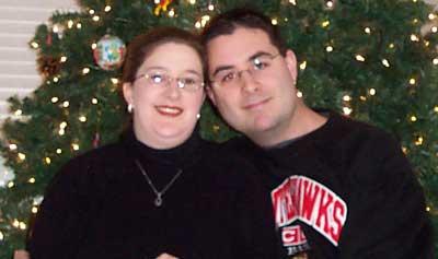 Jenn and Trav wish you a happy holiday season!