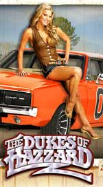 Jessica Simpson is Daisy Duke