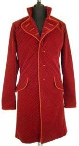 Redballs Red Wonka Coat