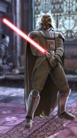 Darth Vader in Soul Calibur IV