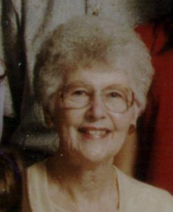 My grandma, Jeanne Ann Illig: 1922 - 2009