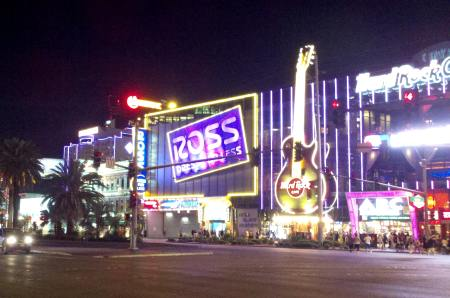 Ross Dress for Less - right next to the Hard Rock Cafe on the Vegas strip.