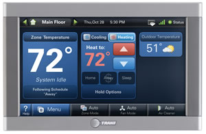 Trane XL950 Thermostat